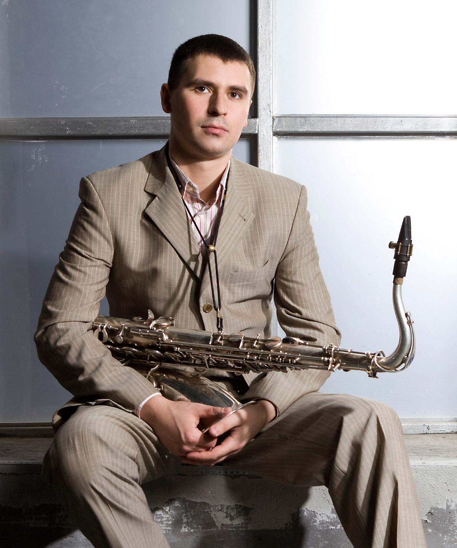 Дмитрий Мосьпан и Jazz Friends - юбилейная программа «20 лет в Большом джазе»