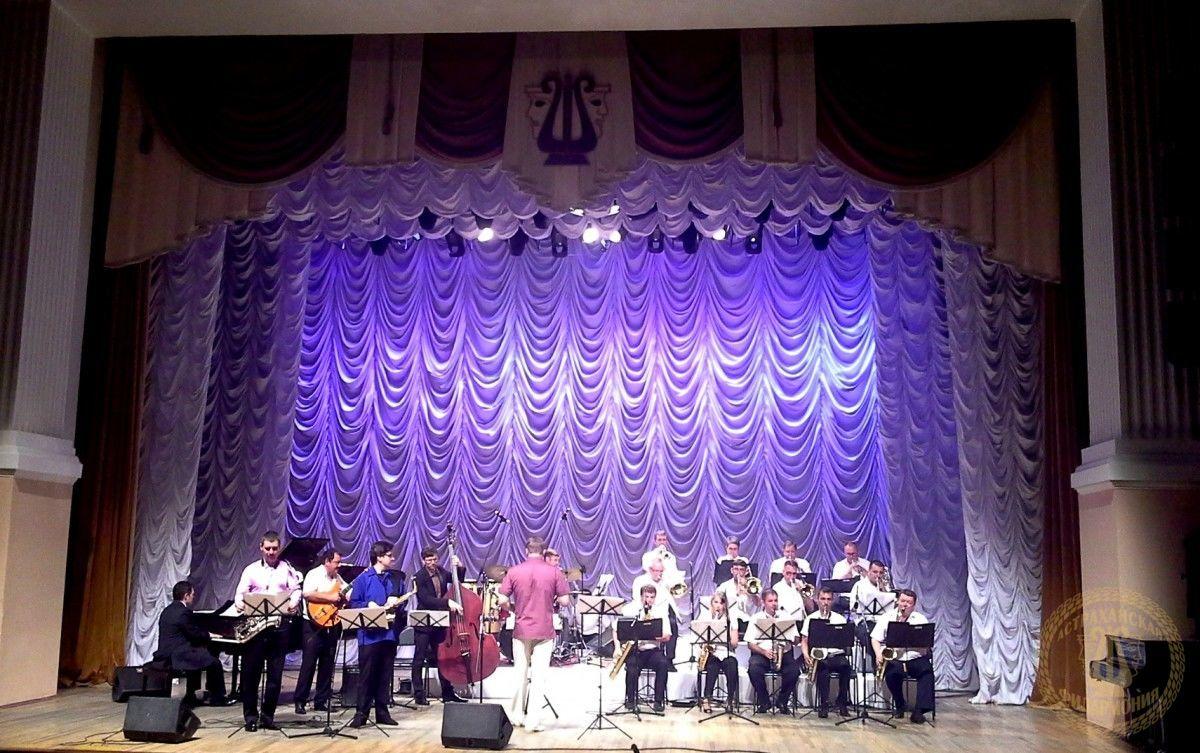 Дмитрий Мосьпан — Современный Российский джаз в Астраханской филармонии
